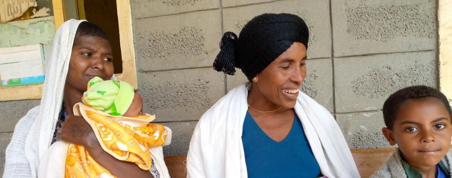 Providing access to prenatal screening to pregnant women in Amhara region in Ethiopia